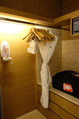 The Westin Mumbai Garden City At Goregaon East, Mumbai - Open Wardrobe