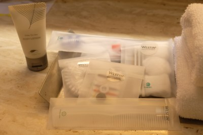 The Westin Mumbai Garden City At Goregaon East, Mumbai - Complimentary Toiletries