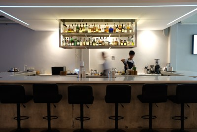 Butter At 35 North Canal Road Where Drinks and Dishes Meet - Bar Counter