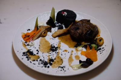 Butter At 35 North Canal Road Where Drinks and Dishes Meet - Charcoal and Beef ($32)