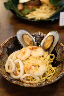 Ash & Char Rebranded To A Gastrobar With Revamped Interior - Tom Yum Seafood Pasta