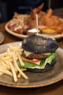 Ash & Char Rebranded To A Gastrobar With Revamped Interior - AC Char-Grilled Wagyu Burger