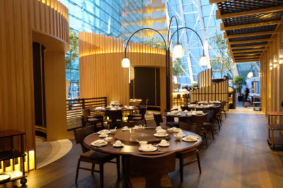 Blossom @ Marina Bay Sands, Contemporary Chinese Restaurant - Interior