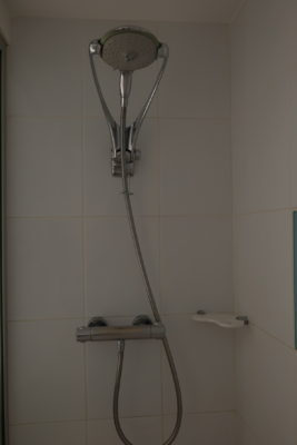 Novotel Strasbourg Centre Halles Hotel With Good Location - Shower