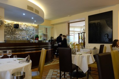 La Villa Casella, An Italian Restaurant Amid French In Strasbourg - Interior