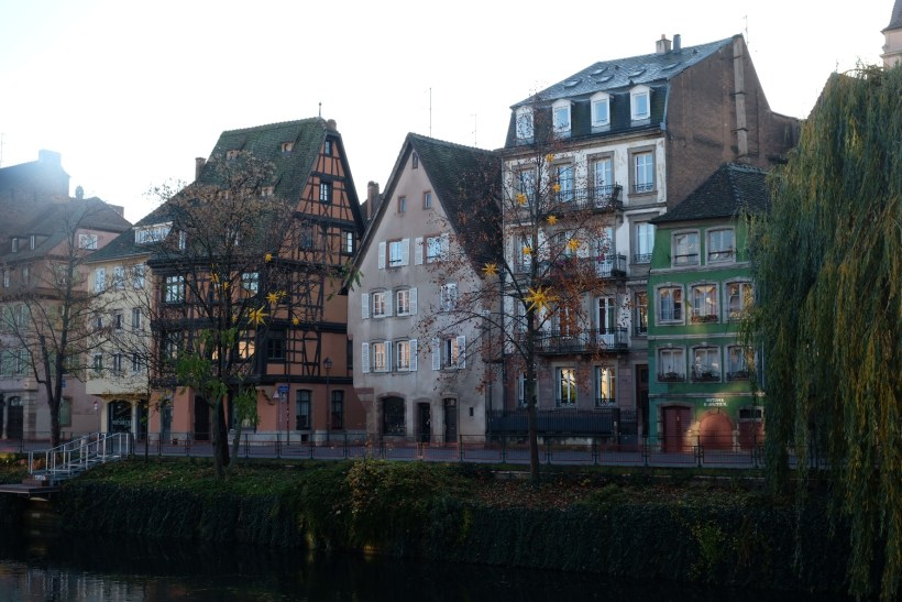 Strasbourg Travel, Must See & Do, Must Eat in 28 Hours - A typical view of Strasbourg