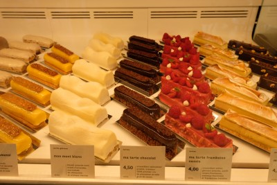 Strasbourg Travel, Must See & Do, Must Eat in 28 Hours - Pastries at Pâtisserie Sébastien Gillmann