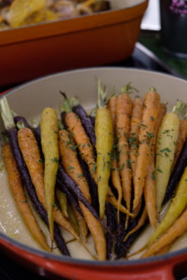 The Carvery's Festive Forest Feast At Park Hotel Alexandra - Baby Carrot