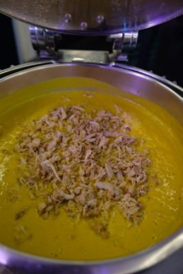 The Carvery's Festive Forest Feast At Park Hotel Alexandra - Pumpkin Soup