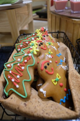Festive Moments At Ginger, PARKROYAL Beach Road, Christmas 2018 - Gingerbread Cookies