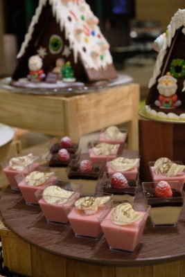 Festive Moments At Ginger, PARKROYAL Beach Road, Christmas 2018 - More desserts