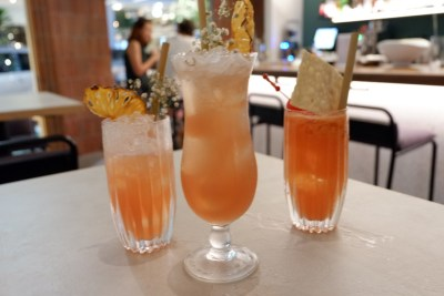 Telok Ayer Arts Club Serving Health Option With Alcohol - Drinks