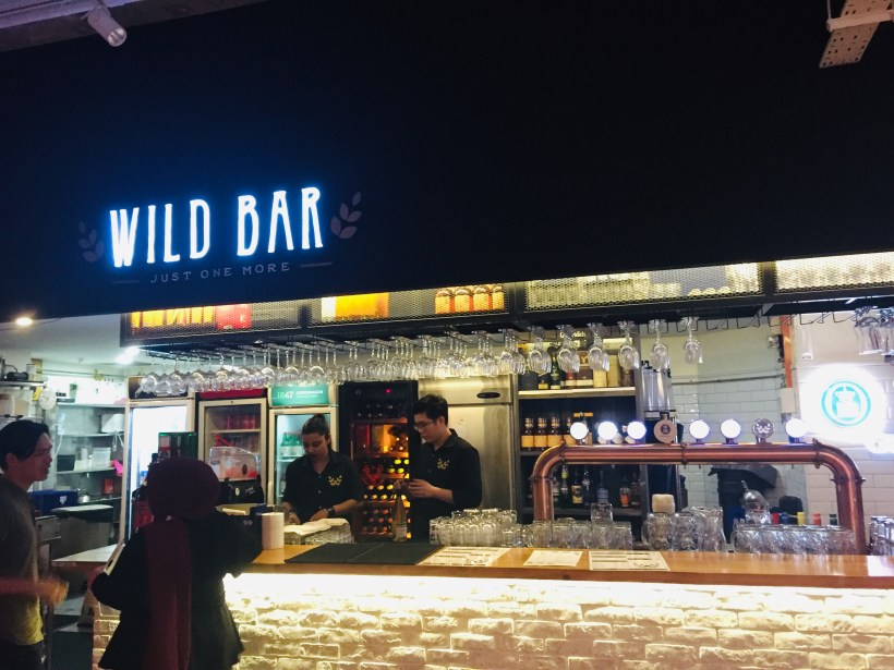 "Wild Market Goes ""Wild"" with Exciting Multiroom Concept and Delectable Delights - A view of a stall"