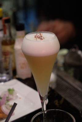Flying Monkey's New Cocktail Menu With Indian Elixir And Spices - Baby Doll ($18)