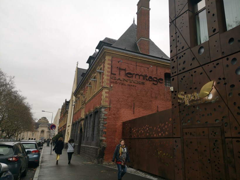 L'Hermitage Gantois Restaurant In A Hotel With Spa In Michellin Guide Lille – Facade