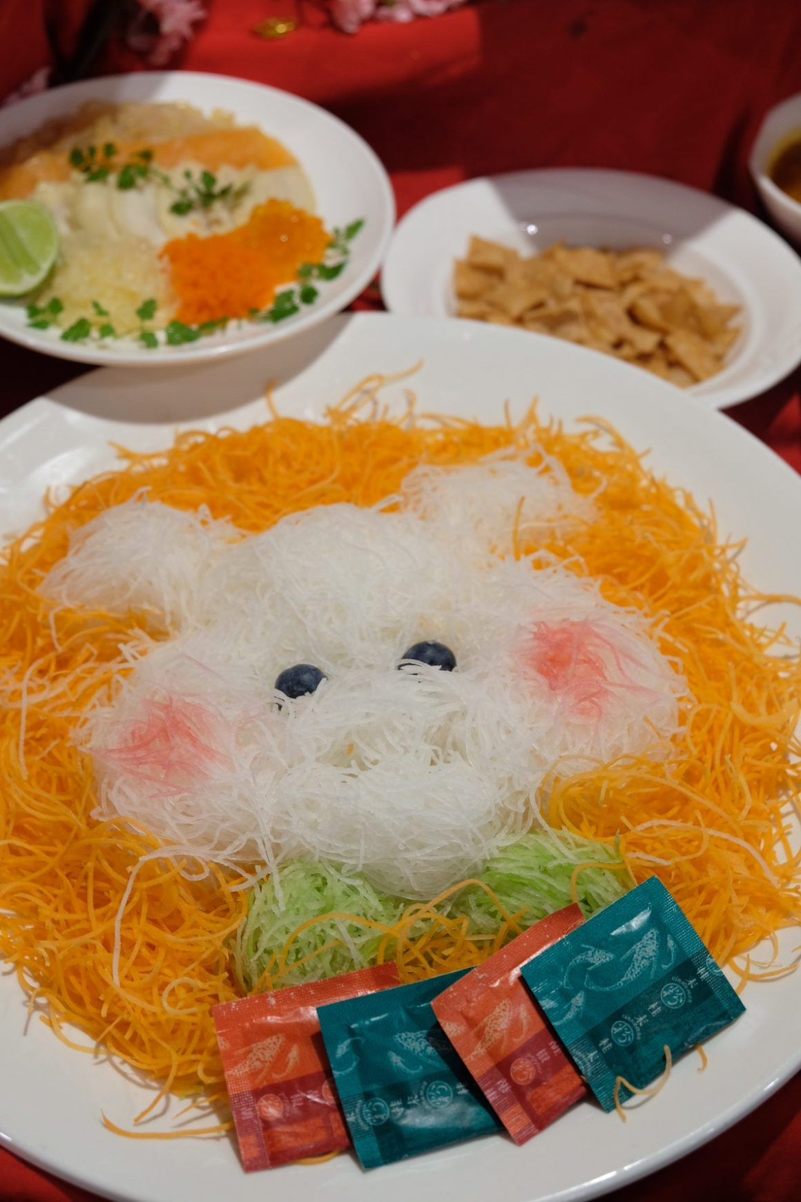 Best restaurants For Your Chinese New Year 2019 Reunion Dinner In Singapore - Amara Singapore, Prosperity Yusheng