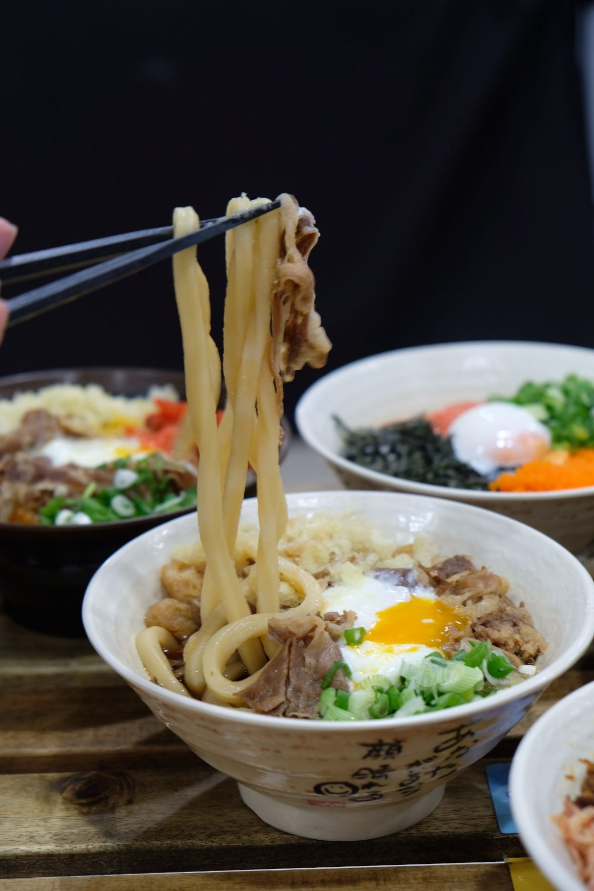 2019 Top 5 Udon At Tamoya Udon Singapore - Pulling Udon