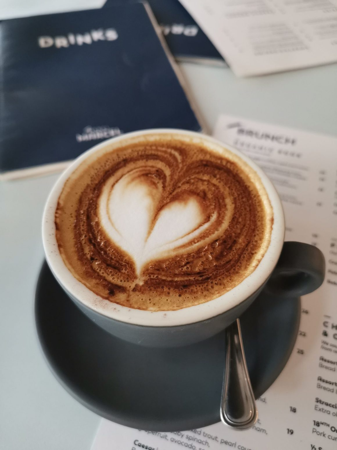 Merci Marcel Club Street, Second Outlet - Cappucinno