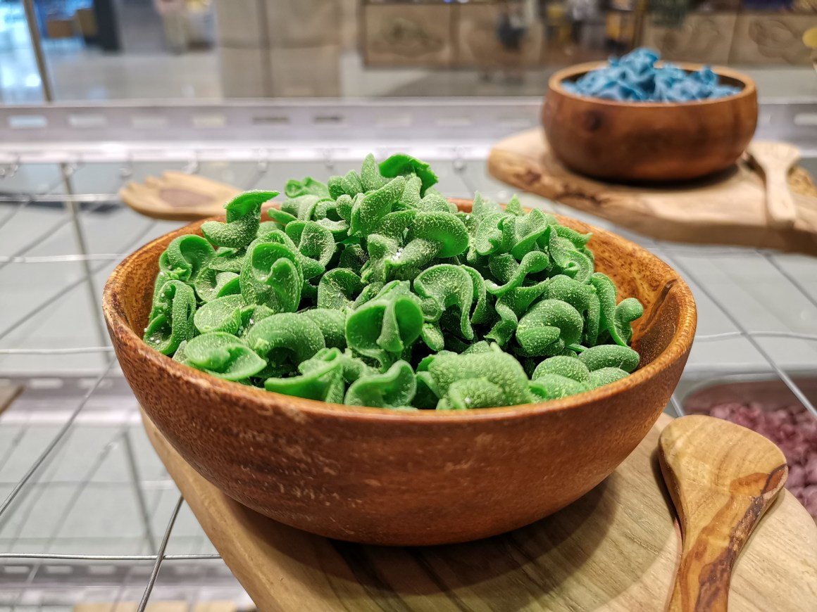 Pasta Supremo By Folks Behind Salted Plum At Suntec City - Natural Coloured Hand-made Pasta