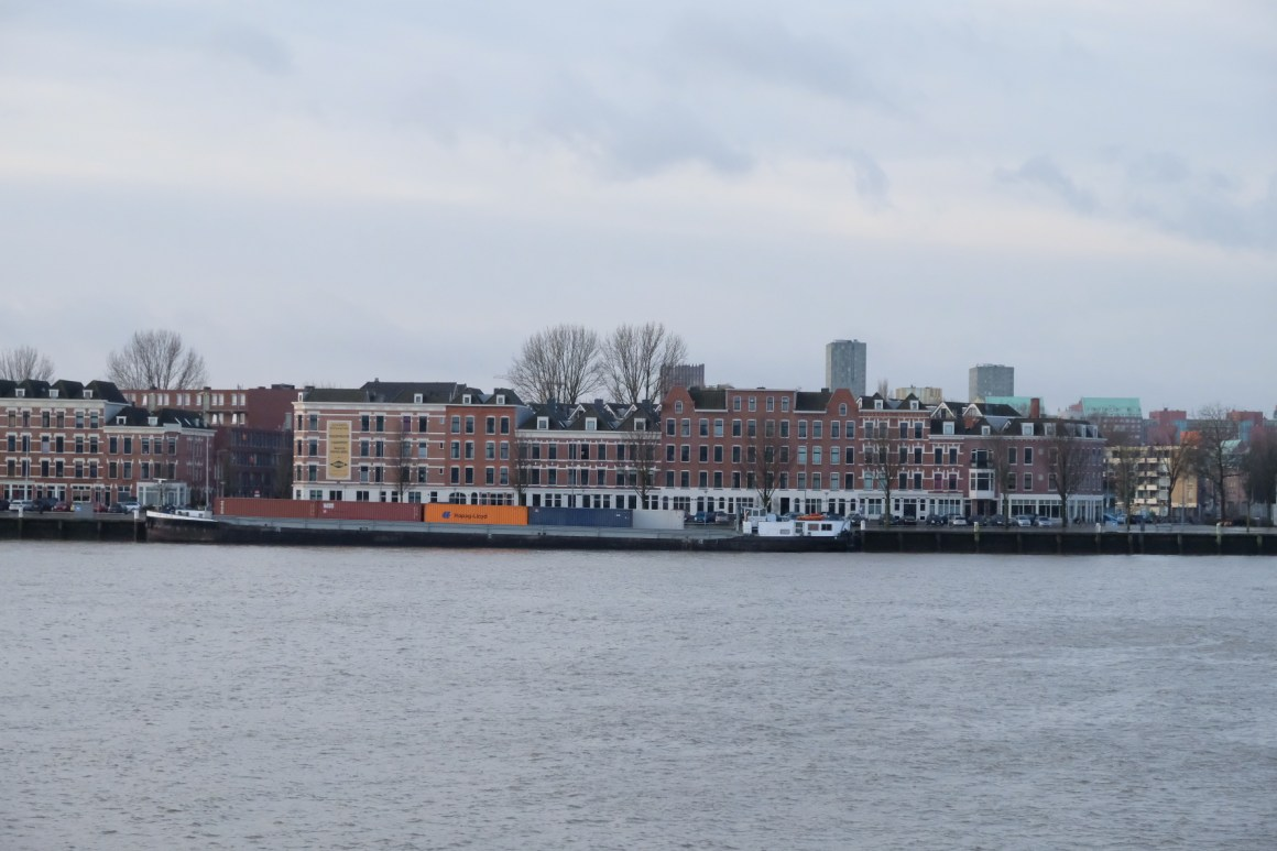A Weekend At Rotterdam - A view