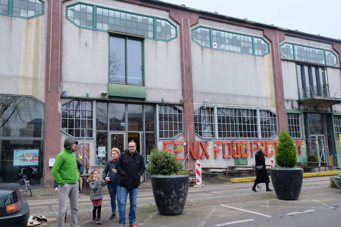 A Weekend At Rotterdam - Fenix Food Factory