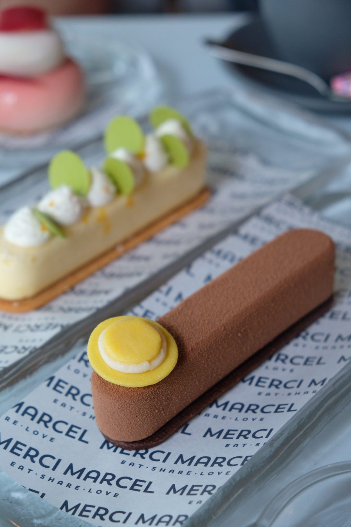 Merci Marcel x A Summer In Paris Offers 4 French Patisserie - Merci Marcel ($13.50)