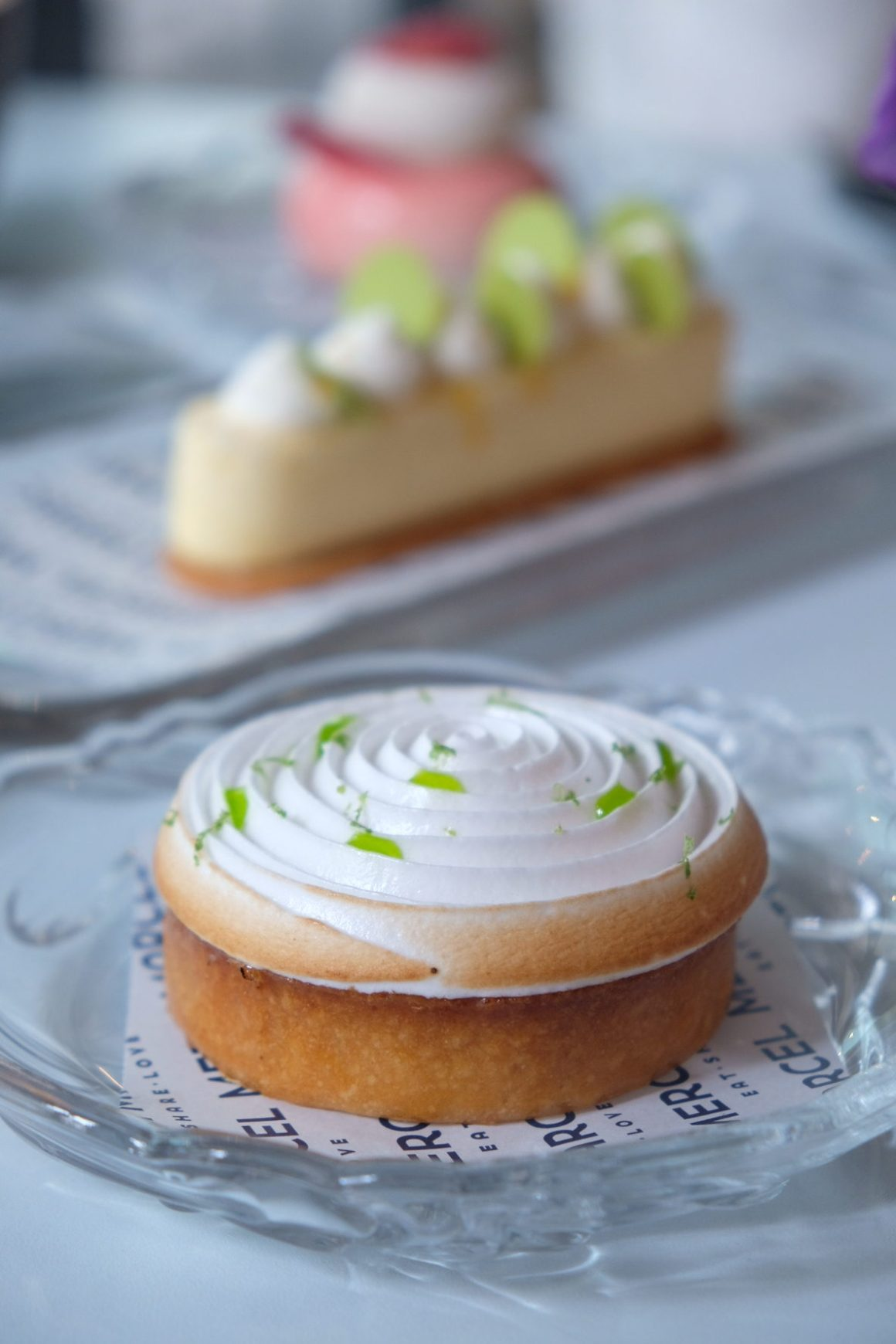 Merci Marcel x A Summer In Paris Offers 4 French Patisserie - Tourbillon ($12)