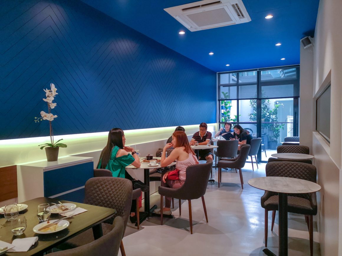 Voyage Patisserie At Outram Road, A French Patisserie - Interior