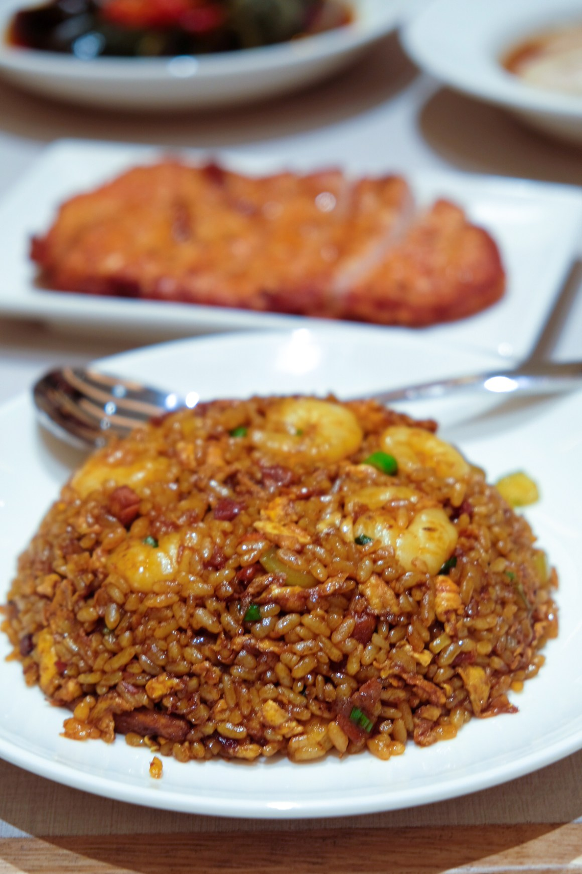 Paradise Dynasty At Suntec City - Fried Rice in Shanghai Style
