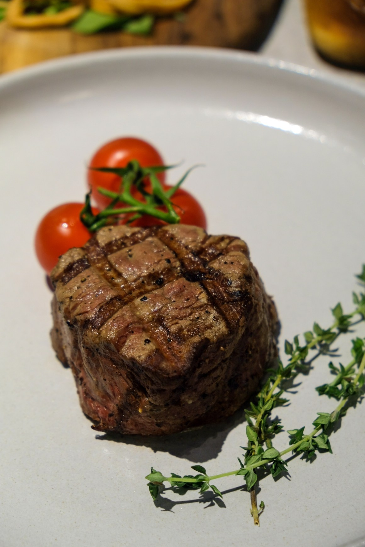 Rumours Bar & Grill @ Jewel Changi, Second Outlet - A5 Grade Kumamoto Wagyu Tenderloin ($87.80/200g)
