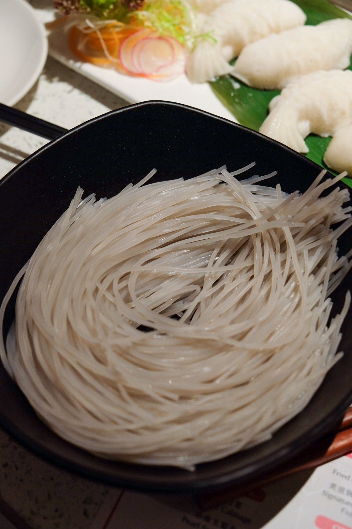 Beauty In The Pot At Star Vista - Glass noodle