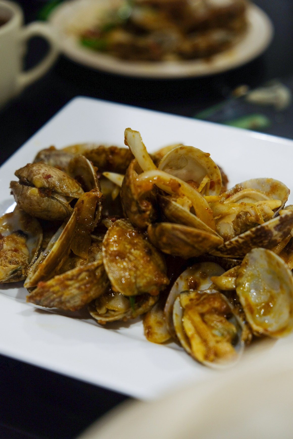 Goldleaf Restaurant Celebrates 48th Anniversary With $5.40 dishes - Sambal Belacan Flower Clams