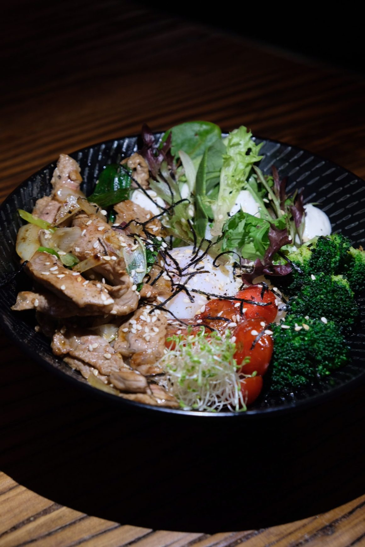 Farmers And Chefs Serving Hearty Wholesome Food - Yakiniku Beef Rice ($14)