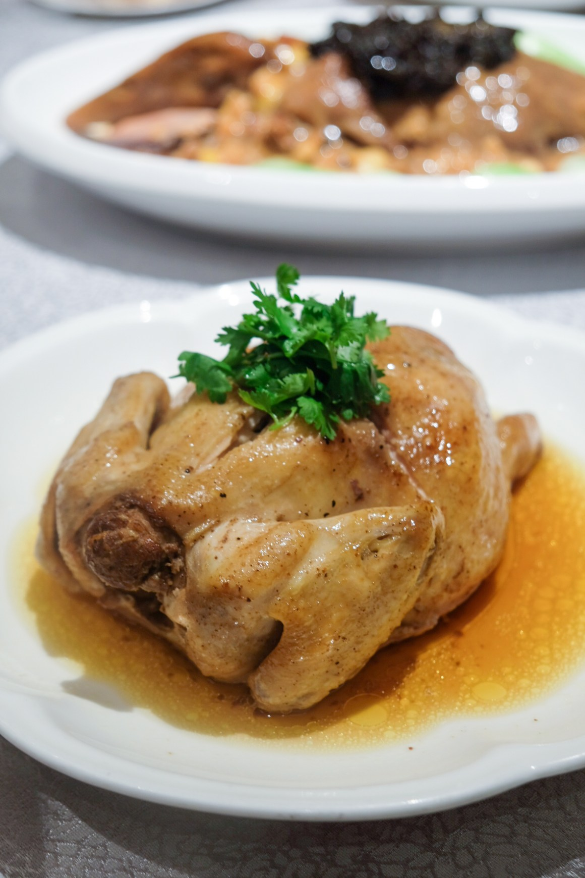 Usher 2020 Lunar New Year With Delectable Dining Options - Auspicious Black Truffle Kampong Chicken