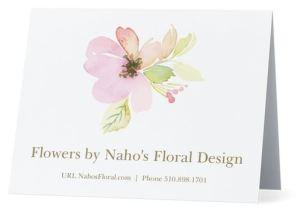 NFD Original Greeting Card