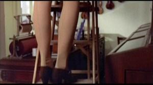 Strumpfnaht und Hochferse Szenenfoto Film