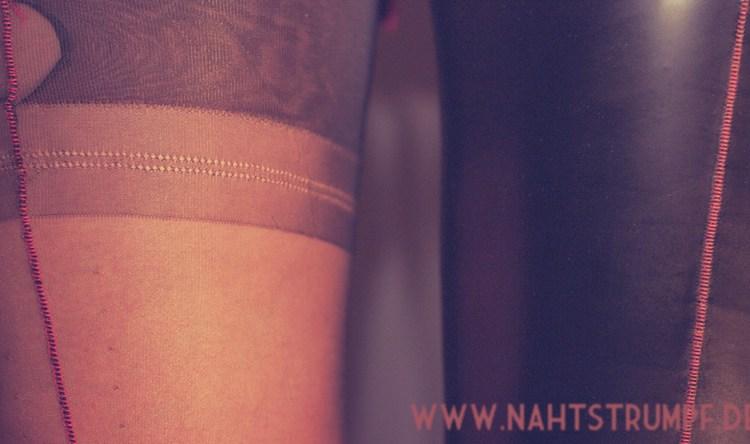 Seamed latex stockings vs ff seamed nylons