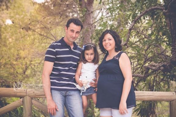 Sesión Premamá, Leticia e Iván