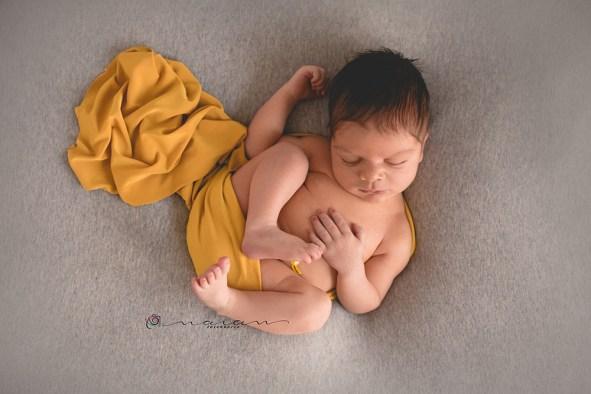 Fotografía newborn en Valencia