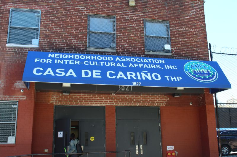 Casa de Cariño in the Bronx