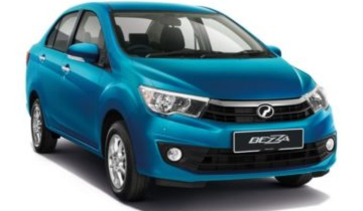 Perodua Bezza (AT)