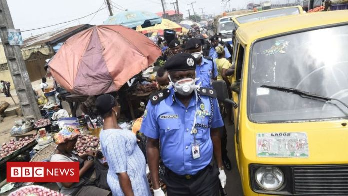 Nigeria goes aggressive on mandatory face mask in public, plans easing lockdown in key states