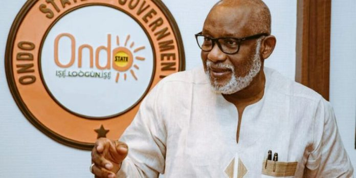 Akeredolu is for Ondo State not just for a political party — APC UK