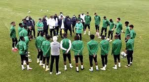 Eagles not bad against Algeria, Rohr still trying out players — Galadima