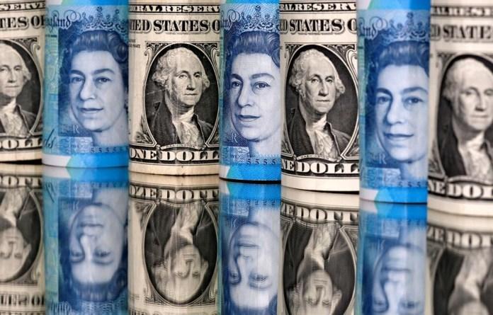U.S dollar falls; sterling jumps as Brexit deal hopes lift risk appetite