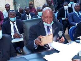 No alternative to total independence of Judiciary – Out-going Kogi CJ