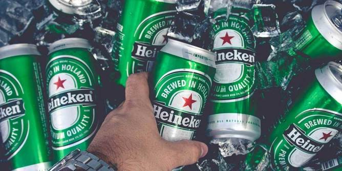 Heineken see  Sales Volume Plunge as Nigeria Records Double-Digit Growth