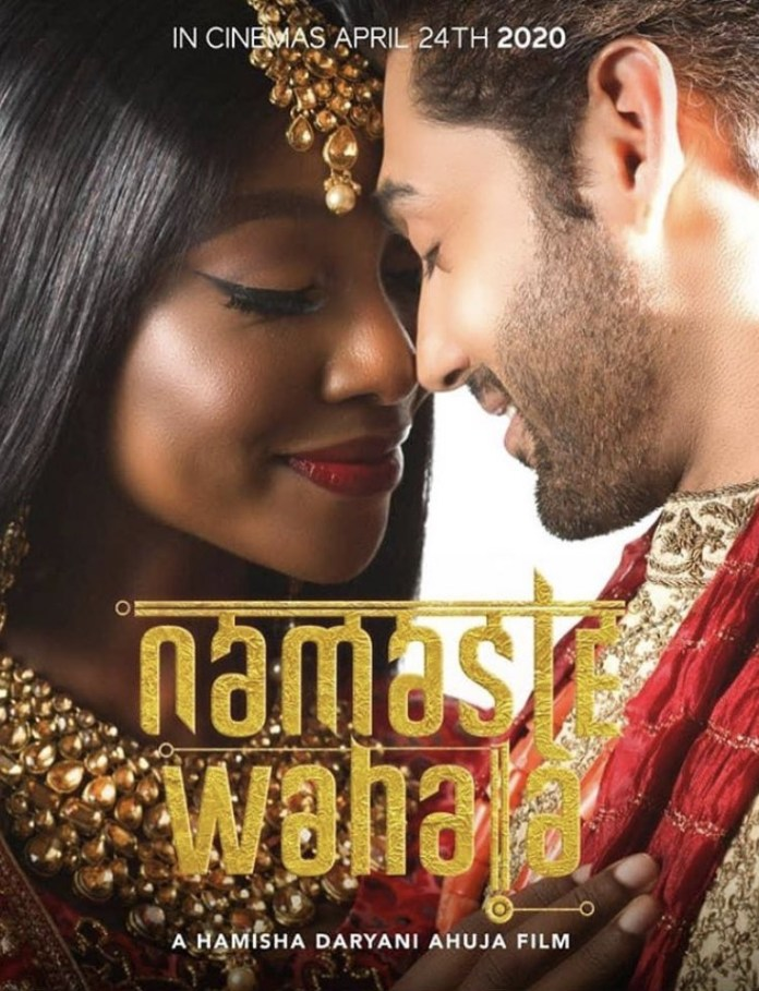 Nollywood meets Bollywood in love tale 'Namaste Wahala'