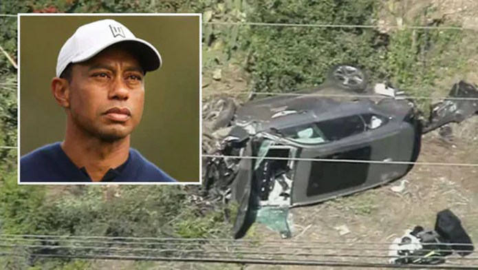 Tiger Woods Suffers Multiple Leg Injuries, In Surgery After Car Crash