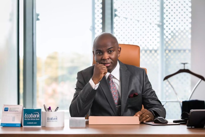 Ecobank Transnational Incorporated appoints new Group Executive, Operations & Technology